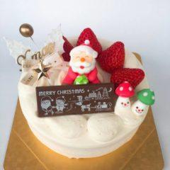 【クリスマス生クリーム】