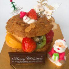 【クリスマスリースパリブスト】